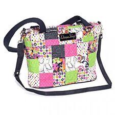 Donna Sharp Jenna Handbag/Crossbody/Shoulder Bag in Glam Patch (SALE!)
