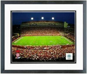 "Arkansas Razorbacks Football Stadium Photo (Size: 12.5"" x 15.5"") Framed"
