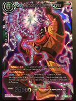 Carte Dragon Ball Super SLUG, AMBITIONS DEMESUREES BT4-059 SR DBZ FR NEUF