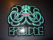 BREWDOG BREW DOG Octopus Hardcore Punk LOGO STICKER DECAL craft beer brewery