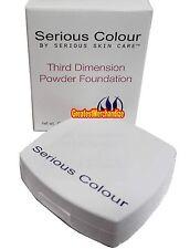 Serious Skin Care Third Dimension Powder Foundation 0.28 fl. oz. Medium