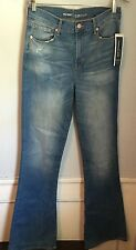 Women's Distressed Old Navy Flare Jeans Size 8 New With Tag