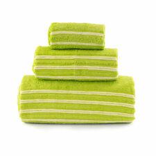 LUXURY BATH TOWELS - BATH SHEET, HAND TOWEL, FACE TOWEL 100% COTTON - REF VELVET