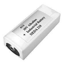 413A Alkaline 30V Battery NEDA 210, 20F20, BLR123 ER413 FREE SHIPPING