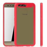 Ultra Slim Case For Huawei Honor 9 Phone Protection Cover Bumper Red New