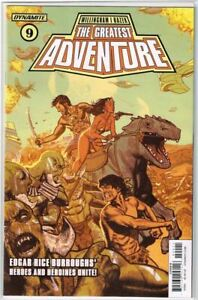 The Greatest Adventure #9 Cover B NM 2018 Dynamite - Vault 35