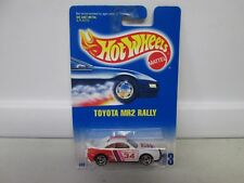 Hot Wheels Toyota MR2 Rally White No 233 (2)