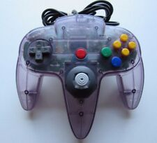 Nintendo 64 N64 Atomic Purple Controller Authentic Tested Joystick Remote Pad