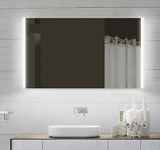 LED Bad Badezimmerspiegel Wandspiegel in Warm-/Kaltweiß 100x71cm SPS100X72DP