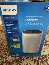 Philips Air Purifier 1000i, WiFi Enabled, True Hepa, Ac1214/41