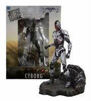 Justice League Movie Cyborg Gallery Figura Diamond Select