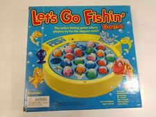 Let's Go Fishing Game by Pressman.