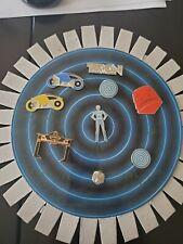 Disney Tron Legacy Le 8 Pin Set with Bonus - Read