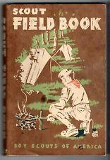 1948 Boy Scout Handbook Vintage Boy Scouts of America 7th Printing 1952