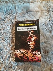 Ruth RENDELL Sans Dommage Apparent POCHE