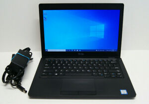 Dell Latitude 5280 Intel 7th Gen i5-7300U @2.6GHz 8GB 256GB SSD Cellular Adapter