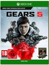 Gears of War 5 inkl. Bonus-DLC (XBox One) (NEU & OVP) (UNCUT) (Blitzversand)