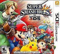 Super Smash Bros. (3DS, 2014) Nintendo