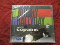 "COFFRET 2 CD NEUF ""SALUT LES COPAINS : JOHNNY HALLYDAY, VOLUME 2 (1966 - 1969)"""