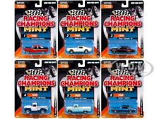 2017 MINT RELEASE 3 SET B SET OF 6 CARS 1/64 DIECAST BY RACING CHAMPIONS RC005 B