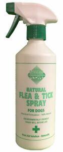 Barrier 100% Natural Flea & Tick Repelling Spray For Coat Carpet & Bedding 400ml