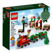 LEGO 40262 Christmas Train Ride - seasonal holiday set mini train