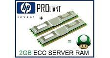 2GB (2x1GB) FB-DIMM ECC Memory Ram Upgrade for HP Proliant DL360 G5 Server