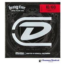 Jim Dunlop DHCN1060 Heavy 7 String Core Set 10-60 Electric Seven Guitar Strings