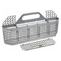 Kitchen Dishwasher Basket Part Accessories Silverware Storage Home Replacement