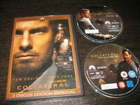 Collateral DVD Tom Cruise Jamie Foxx