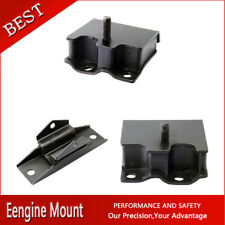 Westar-Auto Trans & Engine Motor Mount Set 3X For 1963-1964 COUNTRY SEDAN 6.4L