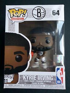 Funko Nba Pop Kyrie Irving Brooklyn Nets
