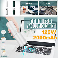 5V Car Vacuum Cleaner Handheld Portable Cordless Mini Home Dry Vacuum Waterproof