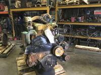 Volvo TD164KAE Diesel Engine, 496HP, All Complete and Run Tested. Industrial..