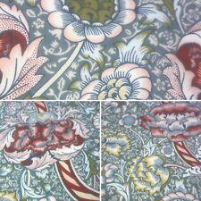 William Morris & Morris & Co Wandle Design Fabric 100 X 142 CM 100% Cotton