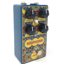 Magnetic Effects Midphoria V2 Fixed Wah Booster Guitar Effects Pedal