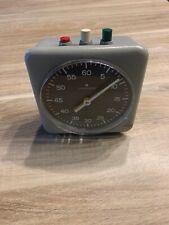 Rare Chronometre Sportif Junghans/horloge /montre