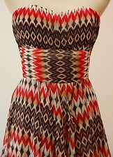 Windsor $65 RED Qurio Evening Prom Formal Cruise Summer Cocktail Dress size L