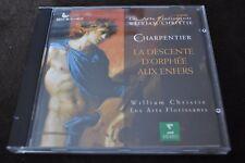 Charpentier: La Descente d'Orph'e aux Enfers, H.488 (CD, Apr-1996, Erato (USA))