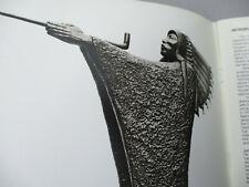 Native American Artist Allan Houser Apache painter Bronze Sculpture Prints 1980