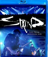Staind: Live from Mohegan Sun CT 2011 Blu-Ray Disc CONCERT INTERVIEWS NOT AGAIN