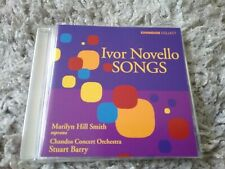 % Marilyn Hill Smith - Ivor Novello Songs cd freepost in very good condition