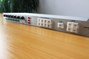 Video Switcher ATEM Blackmagic - Skaarhoj C90A control unit w/ 6 audio inputs