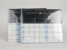 Tommy Hilfiger LAVENDER BLUES Full flat sheet