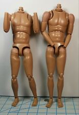 2 DID WWII US Bryan Military Police Nude Body 1/6 Scale 12 inch Action Figure