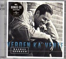 CD Rasmus Seebach, Verden Ka' Vente, 2015, Neu, Dänisch Dänemark
