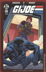 GI Joe A Real American Hero #268A Atkins Variant VF 2019 Stock Image