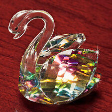 """* Free Shipping!! * The paragon group crystal swan 2"""""""