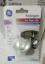 3 Pack GE MR16 2-Pin, Lumens 275 lm, Floodlight Bulb, 20w Watts - Made In USA