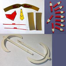 kit de restauration pour goldorak mazinger shogun jumbo Mattel Popy